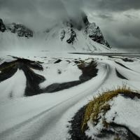 Stokksnes Dunes towards Vestrahorn Iceland by 4*Paul