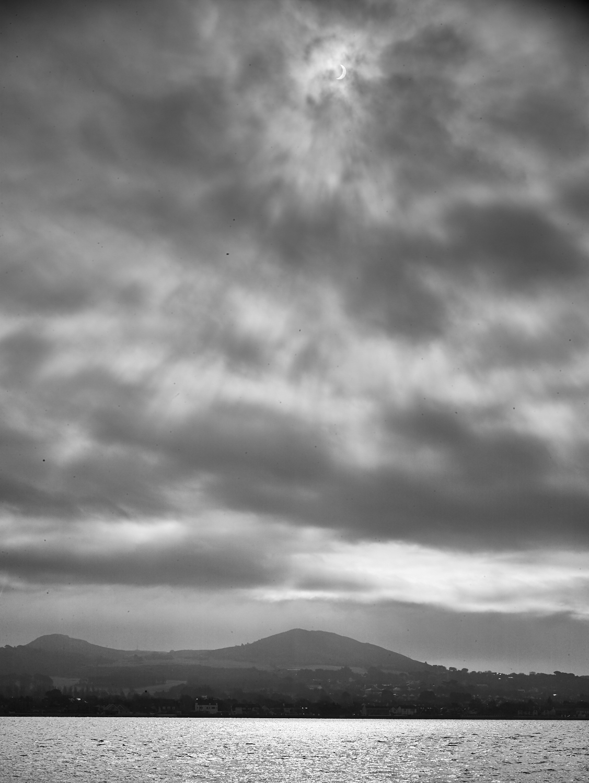 Solar Eclipse Over Howth Dublin Bay by Nutcracker in Regular Member Gallery