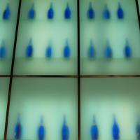 Blue Glass by Leica 77
