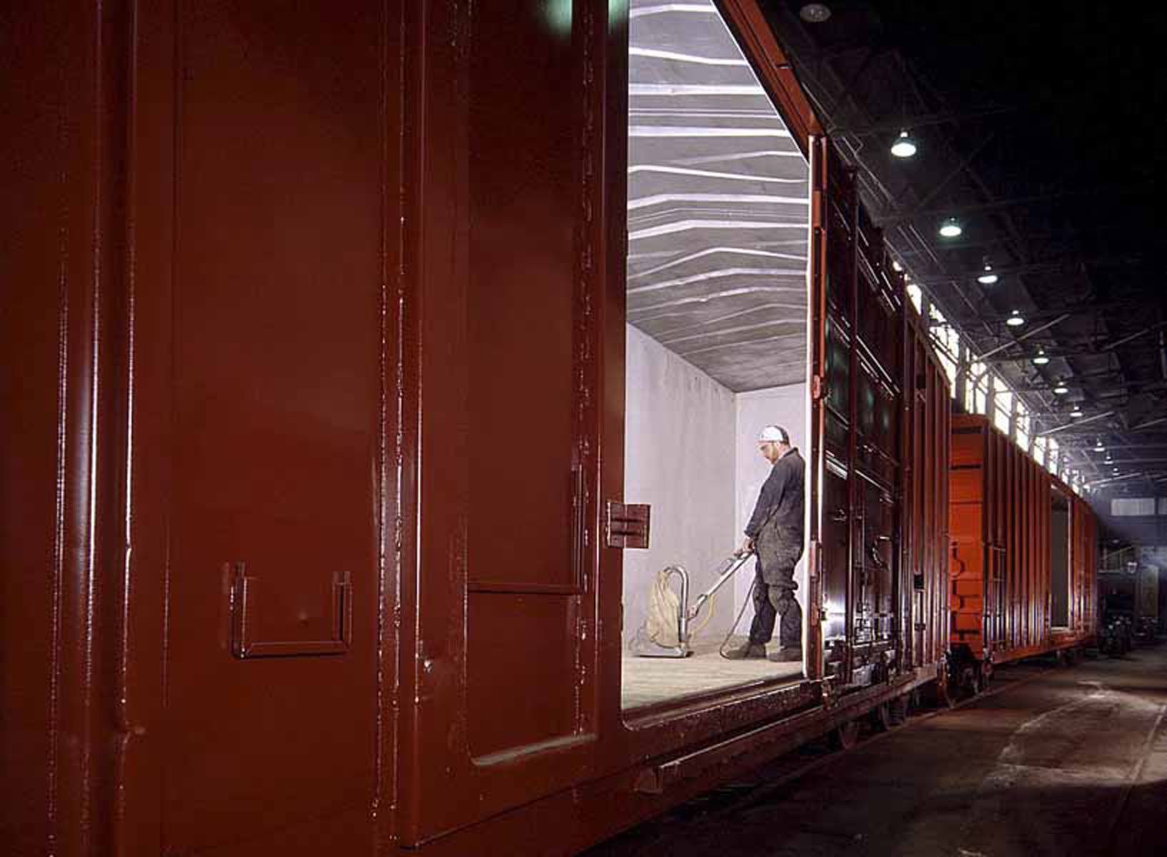 Train Refurbish (commercial Work) by MMPhoto in Regular Member Gallery