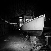 boat shop in downeast maine by dwood