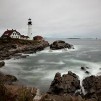 Portland Head Light; After Earl by Bob in  Instructor Gallery (click to expand)