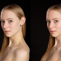 Kelsey Before And After Cs5 by Bob in Technical Stuff