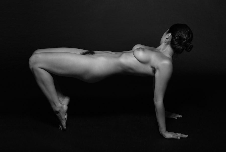 Tasteful nude porn pic