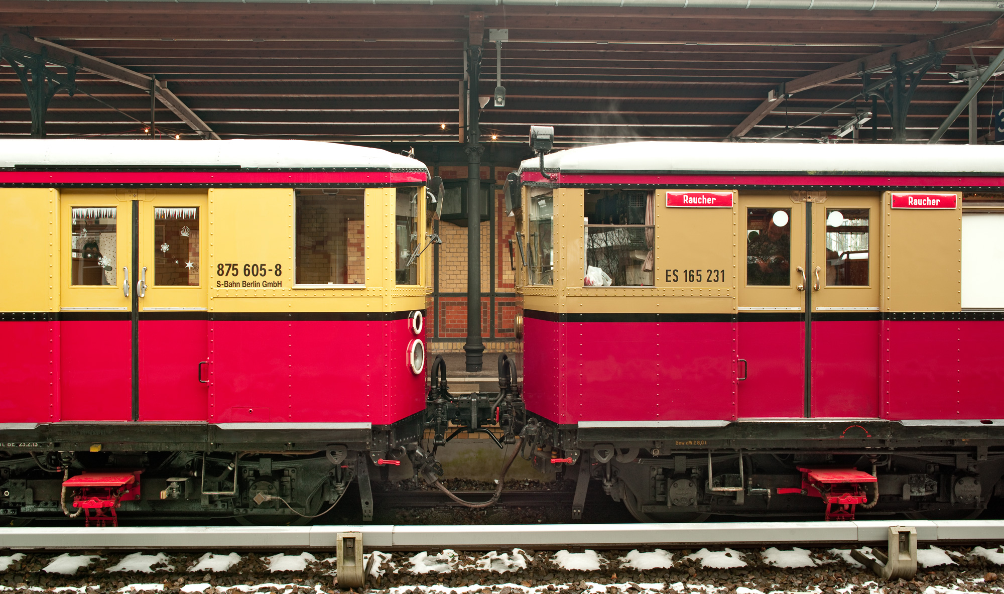 """retired"" S-bahn In Berlin by Rudiger in Regular Member Gallery"