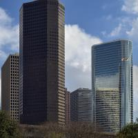 Downtown Houston2  X1D 90 lens by eleanorbrown