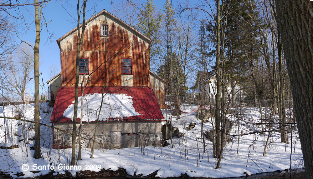 Harrington Grist Mill by sangio in Regular Member Gallery
