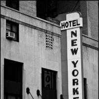 Newyorkerhotelmono by DonWeston in DonWeston