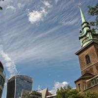 All Hallows By The Tower by Steve P. in Regular Member Gallery