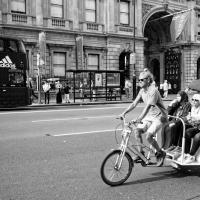 Piccadilly Public Transport by Steve P.
