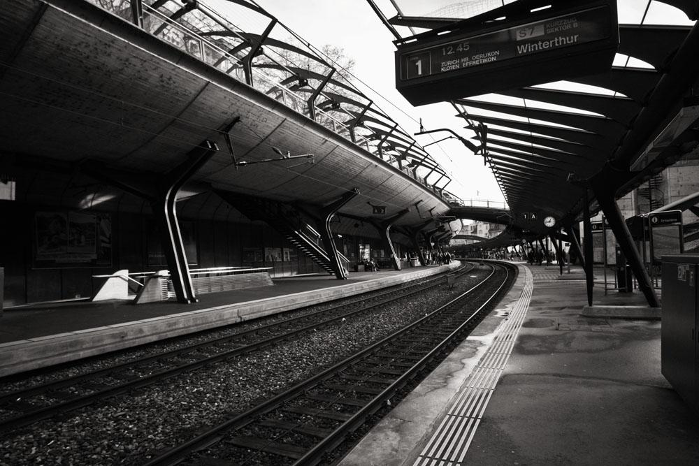 Stadelhofen station by Nick_Yoon in Regular Member Gallery