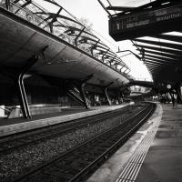 Stadelhofen station by Nick_Yoon in Regular Member Gallery