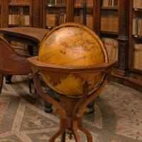 Medieval Library Globe detail 100% Crop by modator in Regular Member Gallery