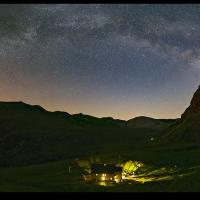 Milky Way from Italian Alps refuge by modator in Regular Member Gallery