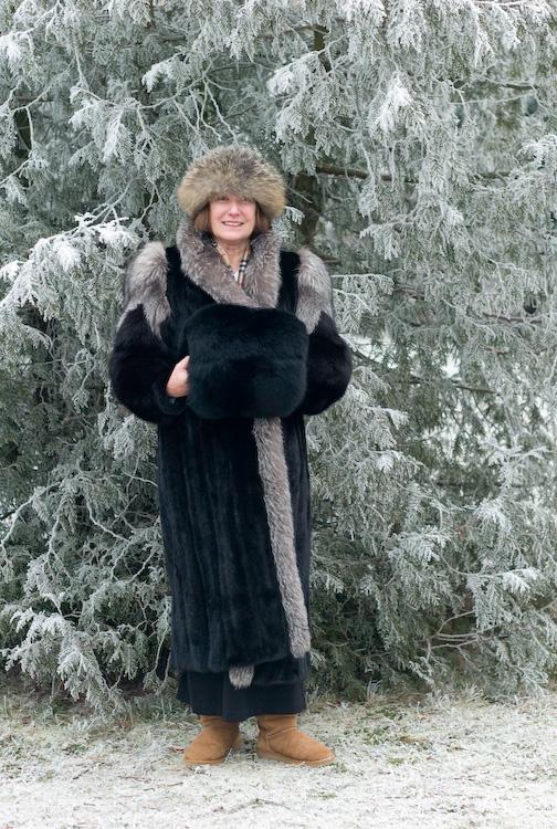 Fur by Bob in 2007-12 Munich-Prague