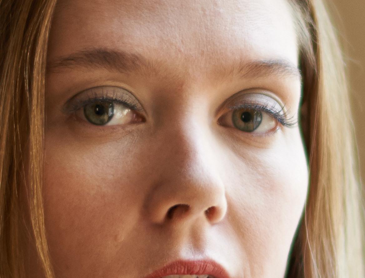 58mm On-axis Portrait 100% by Bob in Bob Freund