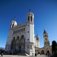 Basilique Notre Dame De Fourvière by Bob in Technical Stuff