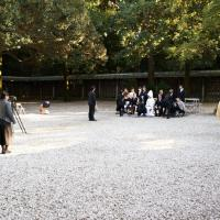 Wedding At Meiji Shrine by Bob in Bob Freund