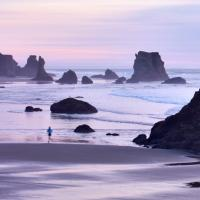 Bandon Beach Nr.2 by Bob