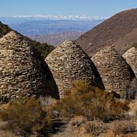 Charcoal Kilns by Bob in 2012-02 Death Valley