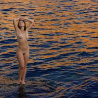 Anastasia, Sicily by Bob in NSFW:Hopefully-artistic nudes or implied nudes