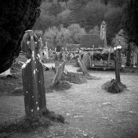 Glendalough - B&W by Bob