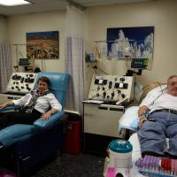 Donating Stem Cells by Bob in  Instructor Gallery (click to expand)