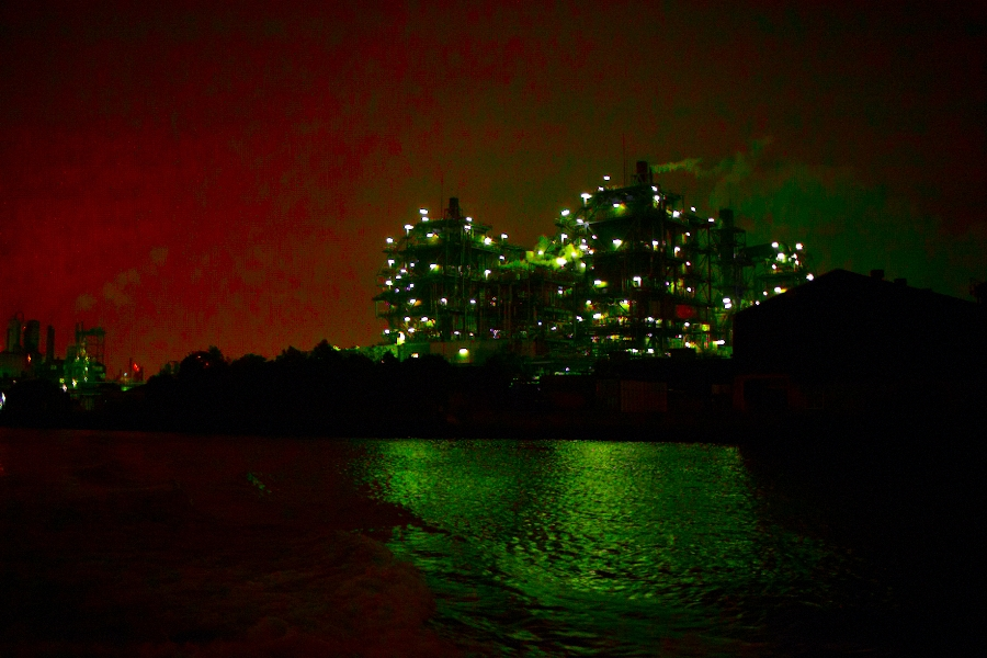 Funky Steel Mill by Bob in  Instructor Gallery (click to expand)