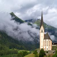 Heiligenblut am Grossglockner, St. Vincent's by Bob in Bob Freund