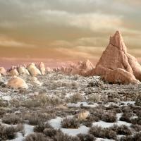 Devil's Garden by Bob in 2008-02 Moab
