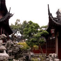 Yu Garden Rockery by Bob in 2008-04 Vancouver-Shanghai-Beijing-Tokyo