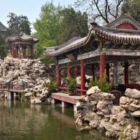 Bei Hai Park by Bob in 2008-04 Vancouver-Shanghai-Beijing-Tokyo