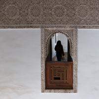 Ben Youssef Madrassa, Marrekech by Bob in Bob Freund