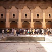 Ben Youssef Madrasa, A scourge of tour groups by Bob in Bob Freund