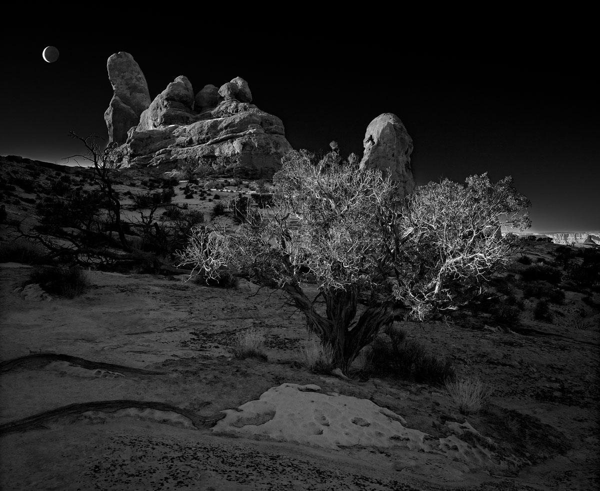Turret Rock Moonlight Composite