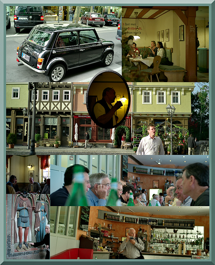 Germany Collage by James in James