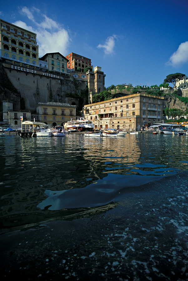 Grand Hotel Excelsior Vittoriasorrentoitaly - Naples Bay by James in James