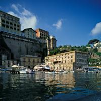 Grand Hotel Excelsior Vittoriasorrentoitaly - Naples Bay by James