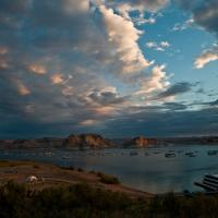 Lake Powell by James in James