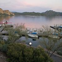 Saguaro Lake by James in James