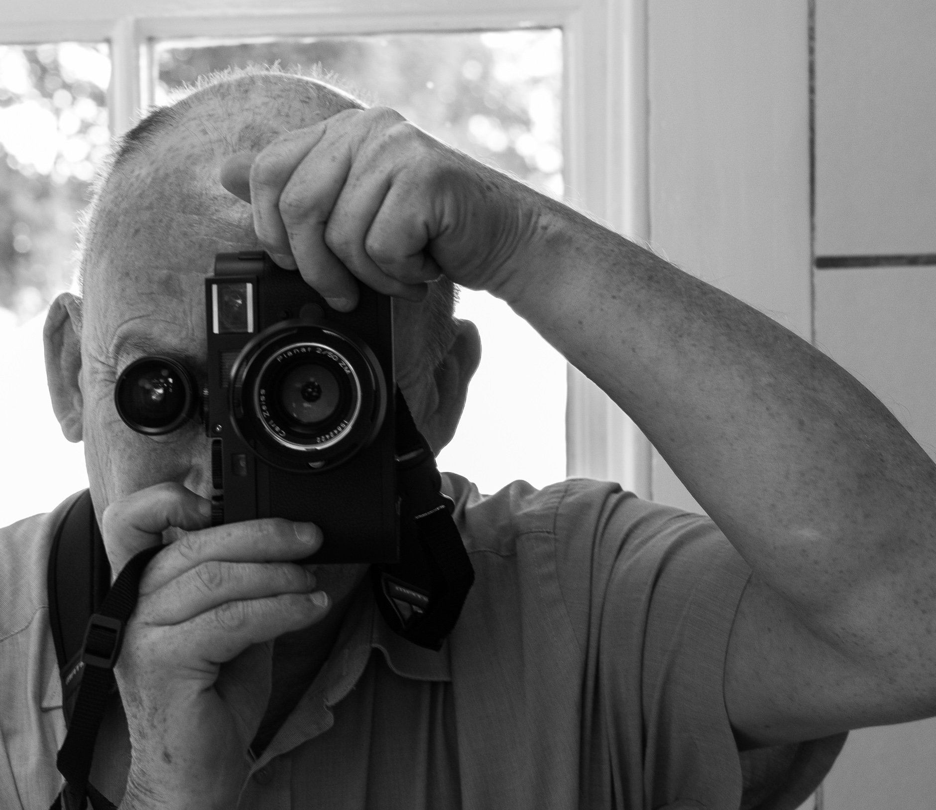 Self Portrait by Robert Campbell in Regular Member Gallery