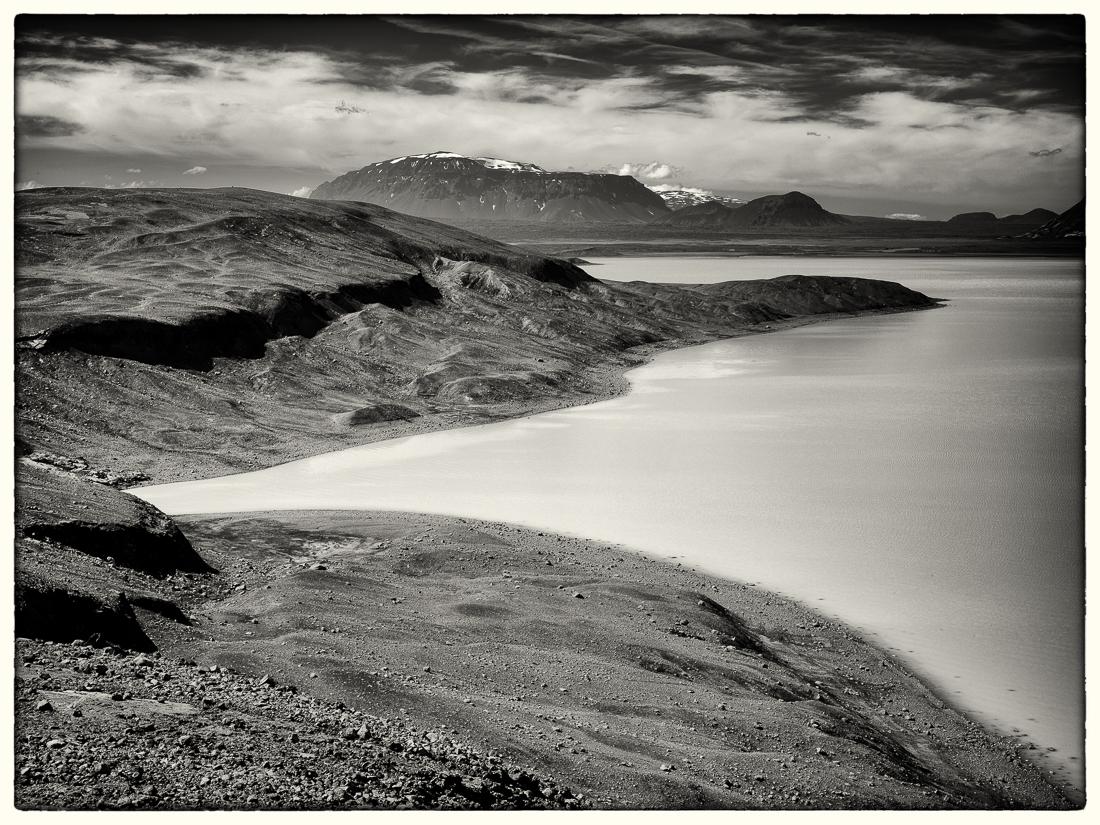 Lake Hagavatn, Iceland