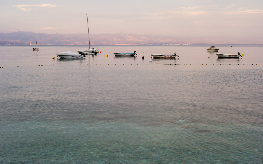 Calm Evening Before A Stormy Day by baudolino in baudolino