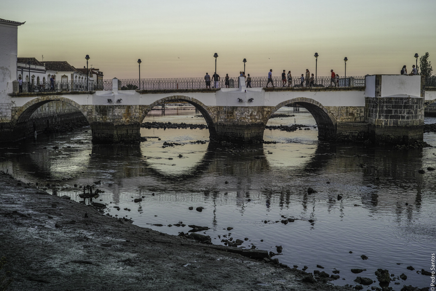 Old Bridge, Tavira, Portugal by raiz1 in Regular Member Gallery