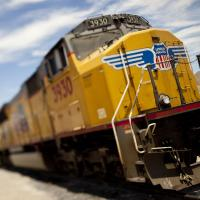 Union Pacific by H3dtogo