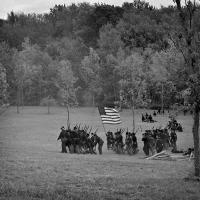 Battle Of Shenandoah by Cindy Flood