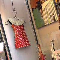 Betty Boop Dress Art by Cindy Flood in Cindy Flood