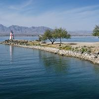 Lake Havasu by Cindy Flood in Cindy Flood