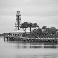 Lake Sumter Landing by Cindy Flood in Cindy Flood