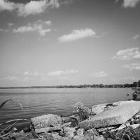 Lake by Cindy Flood in Cindy Flood